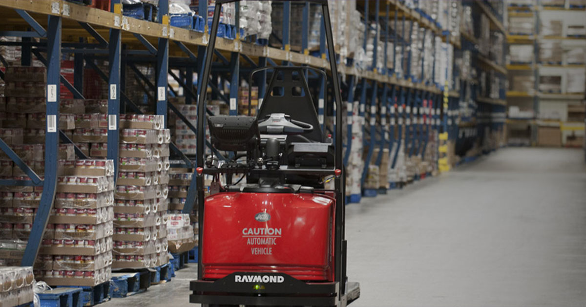 Automated Solutions Warehouse Automation Automated