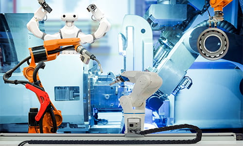 Our robotics experts will walk you through initial design and simulation to installation and follow through on all automated robotic solutions