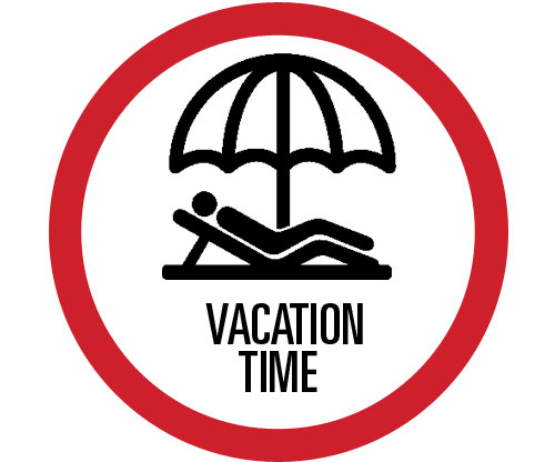Pengate employee benefit: Paid Vacation Time