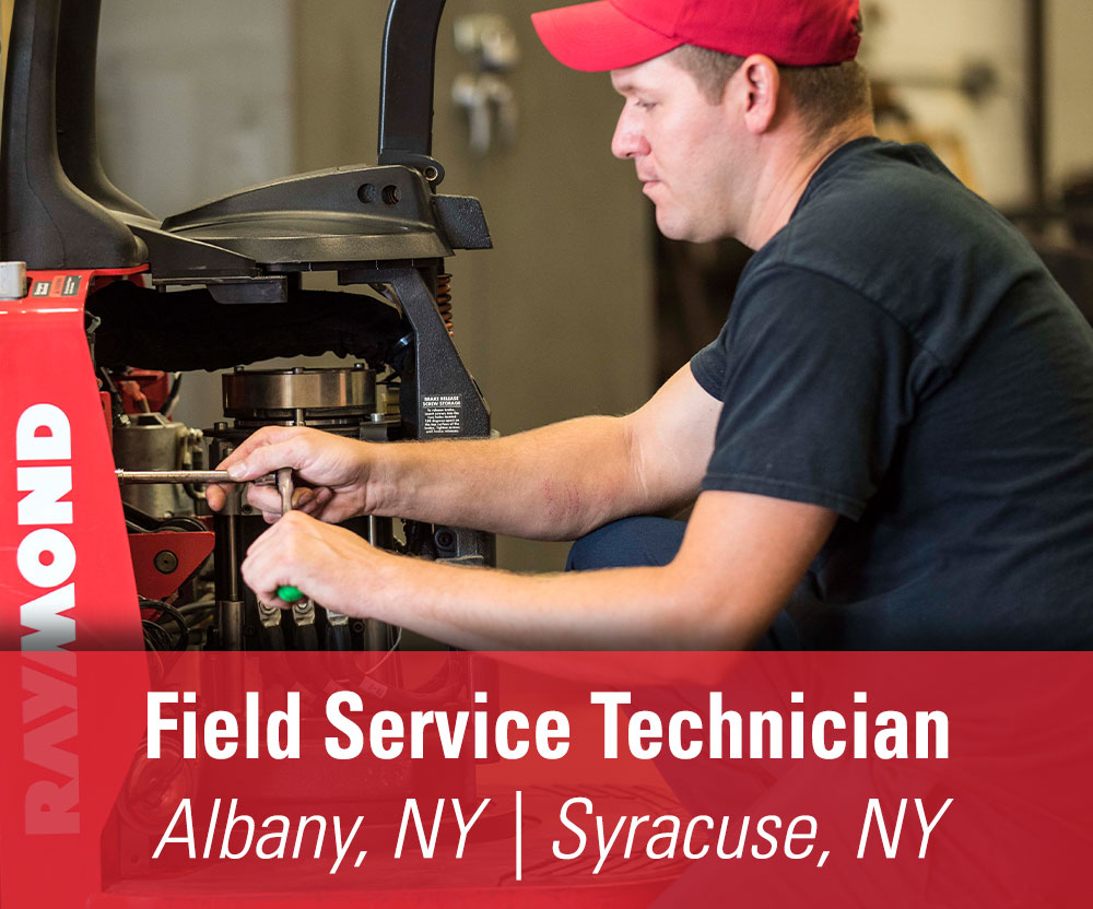 View details for our available Field Service Technician positions in ALbany, NY and Syracuse, NY.