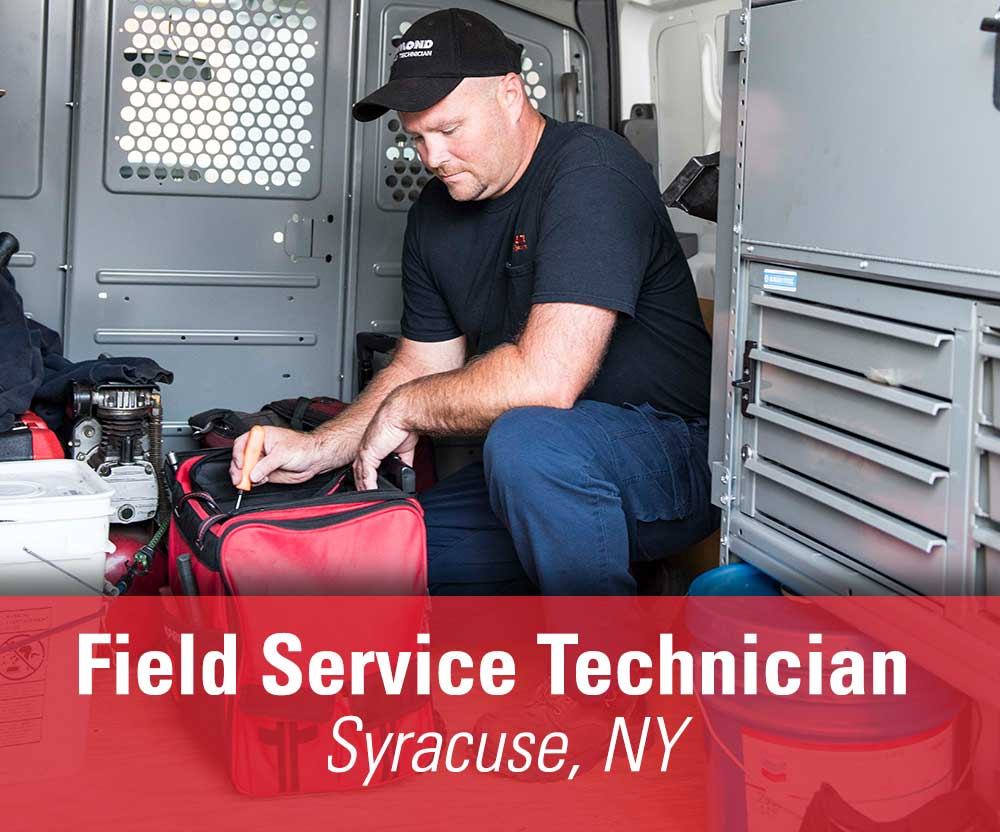View job details for our available Field Service Technician position in Syracuse, NY.