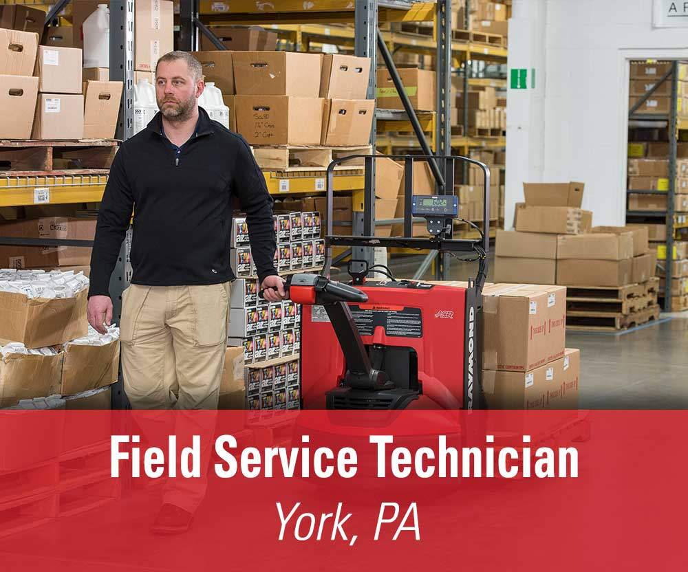 View job details for our available Field Service Technician position in York, PA