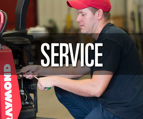 Forklift service, equipment service and warehouse support solutions from Pengate Handling Systems