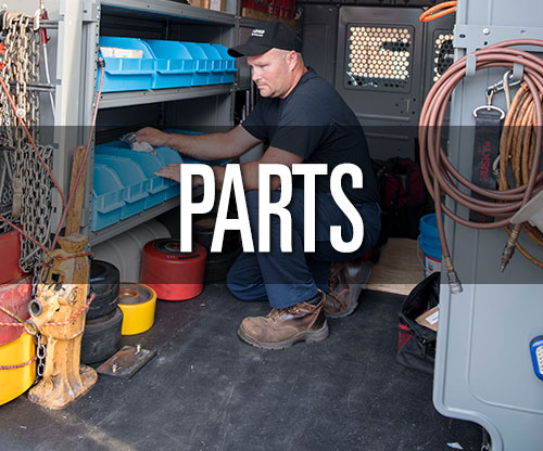 Forklift parts, lift truck forks, and forklift attachment solutions from Pengate Handling Systems