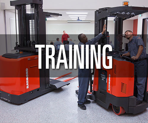 Forklift training, warehouse training, pedestrian training, and operator training solutions from Pengate Handling Systems