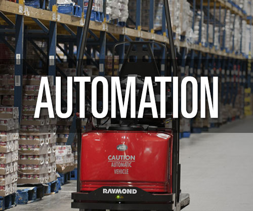 Warehouse automation and automated warehouse solutions from Pengate Handling Systems