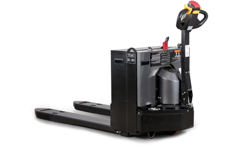 The LRW35 motorized walkie pallet truck is perfect for any application and has the power to keep your business moving forward.