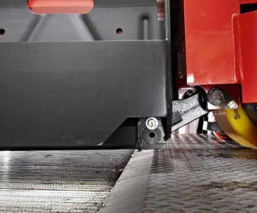 Raymond forklift lift trucks are easily maintainable