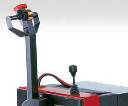 Raymond electric walkie stackers and straddle stackers have excellent maintainbility