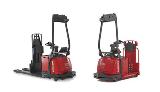 Browse our selection of automated pallet jacks and automated tow tractors