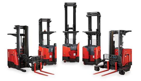 Browse our selection of reach forklift trucks