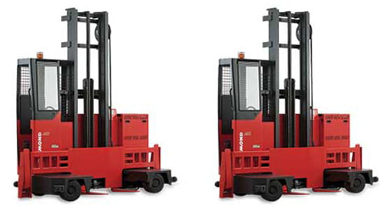 Browse our selection of side loader lift trucks