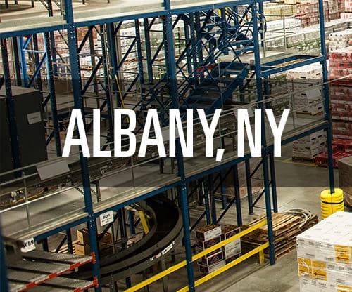 Pengate Handling Systems company location: Albany, NY