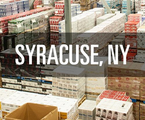 Pengate Handling Systems company location: Syracuse, NY