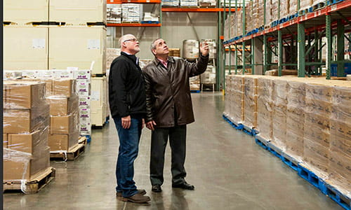 Byrne Dairy, Pengate Handling Systems, Warehouse optimization