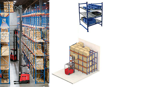 Storage Racking from Pengate
