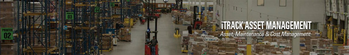 Comprehensive warehouse asset and maintenance management solutions from Pengate