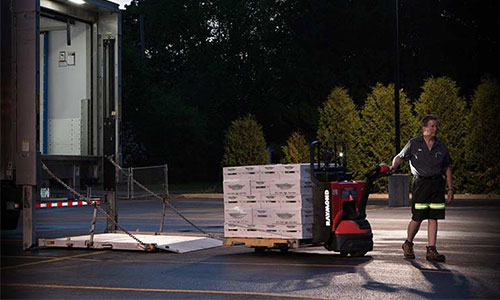 Pengate's forklifts and electric pallet jacks for sale are durable, versatile and comfortable.