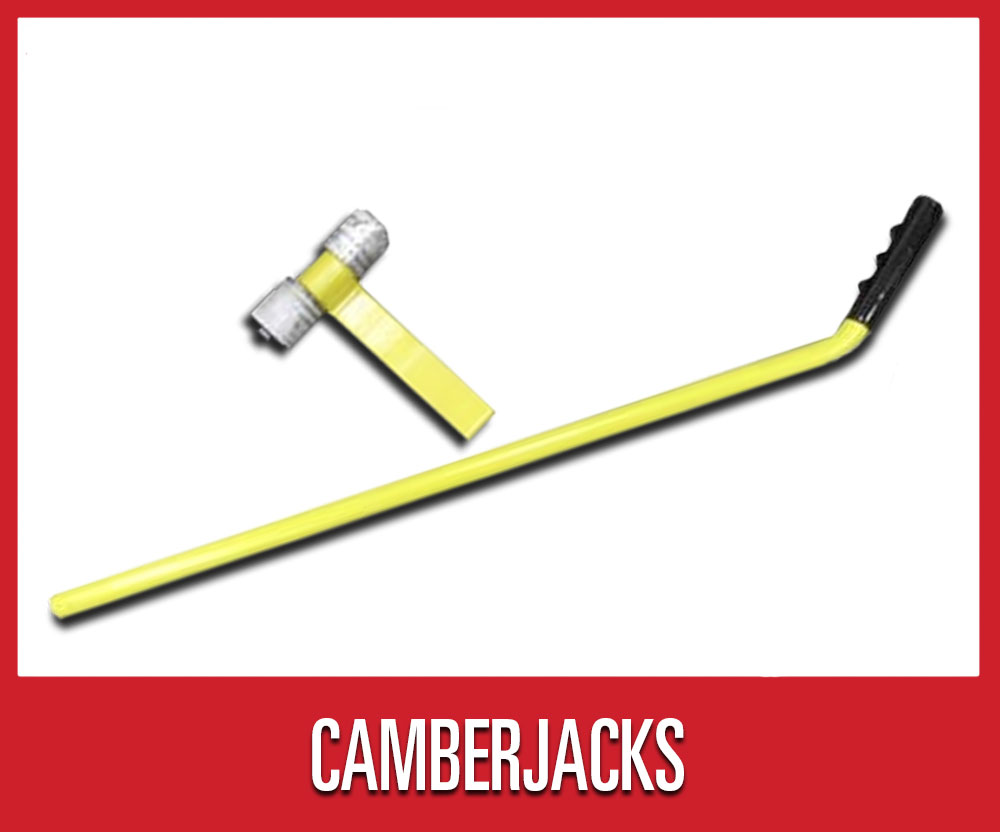 Save 25% on warehouse shop supplies and tools, including select camberjacks