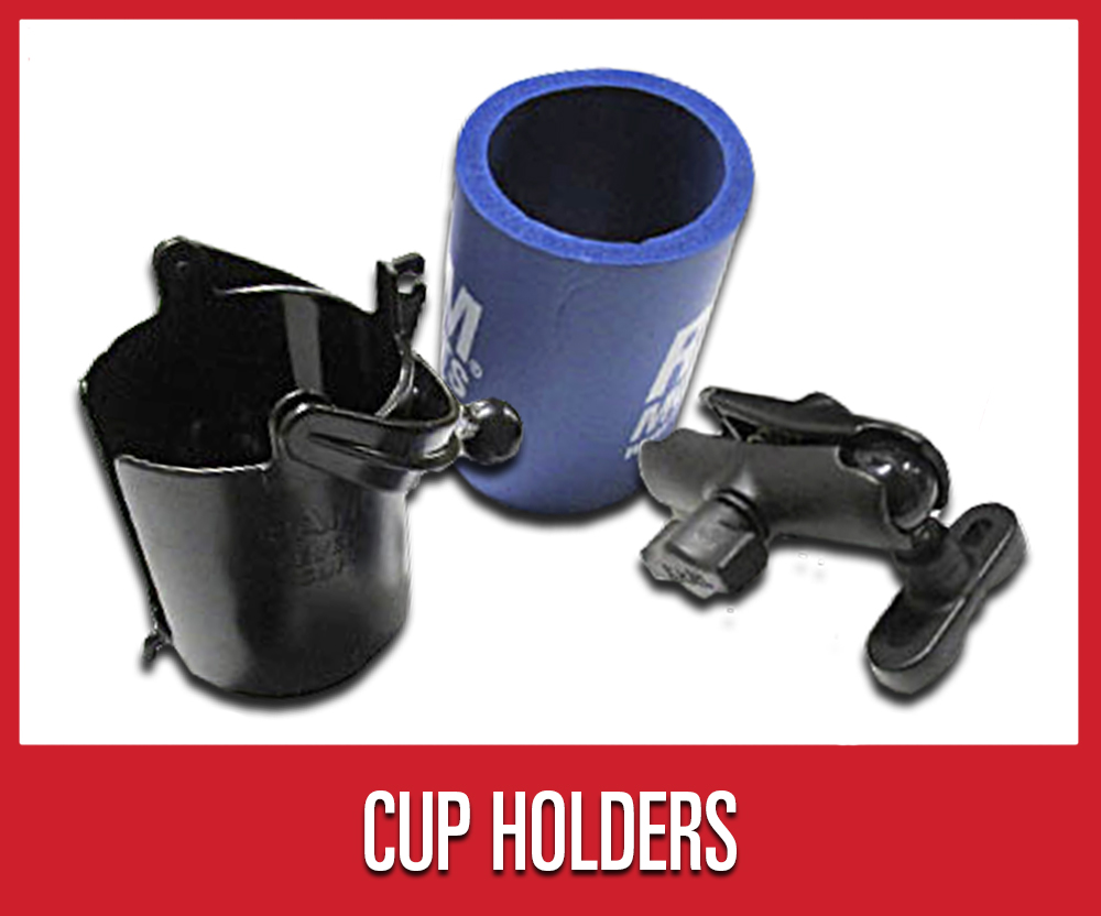 Save 25% on warehouse shop supplies and tools, including select forklift cup holders