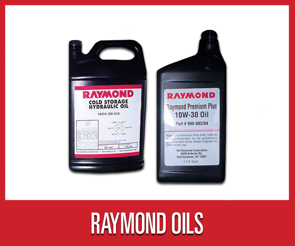 Save 25% on warehouse shop supplies and tools, including Raymond brand oils