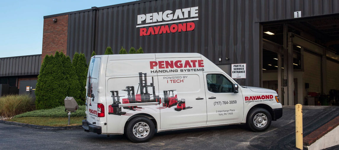Pengate Handling is a full-service, end-to-end material handling solutions provider.