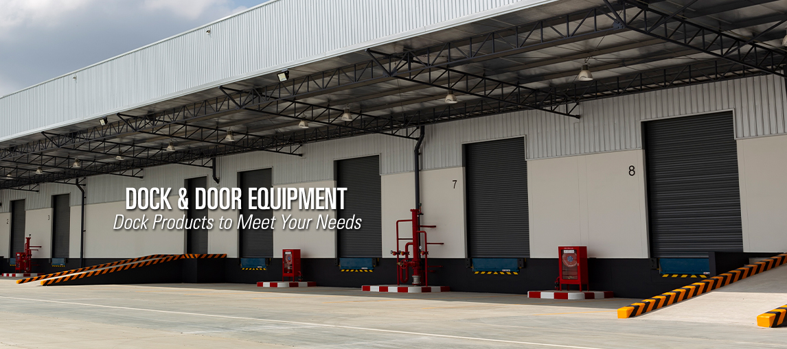 Pengate Handling Systems offers comprehensive dock and door products, services, and equipment for your warehouse.