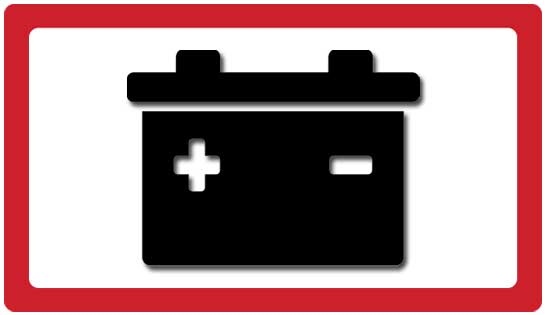 Factor to consider when purchasing new or used electric forklift batteries: forklift battery ampere-hour rating
