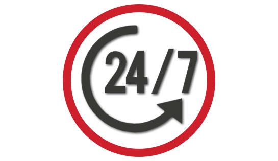 Conveyor maintenance program perks include 24/7/365 emergency service