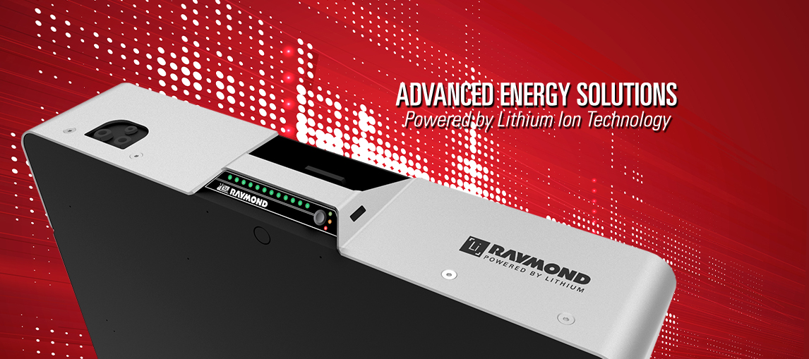 Pengate Handling Systems offers advanced energy solutions powered by lithium ion battery technology.