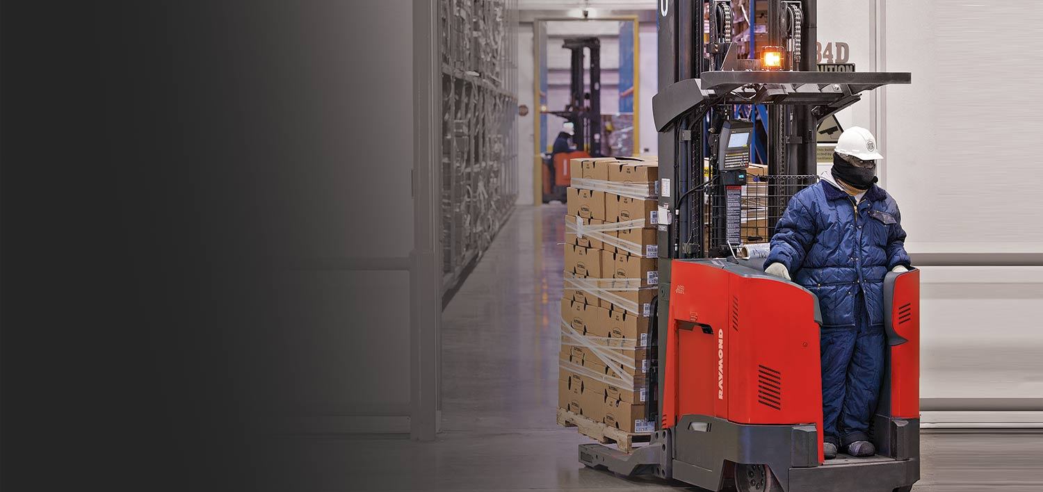 Raymond cold storage warehouse solutions