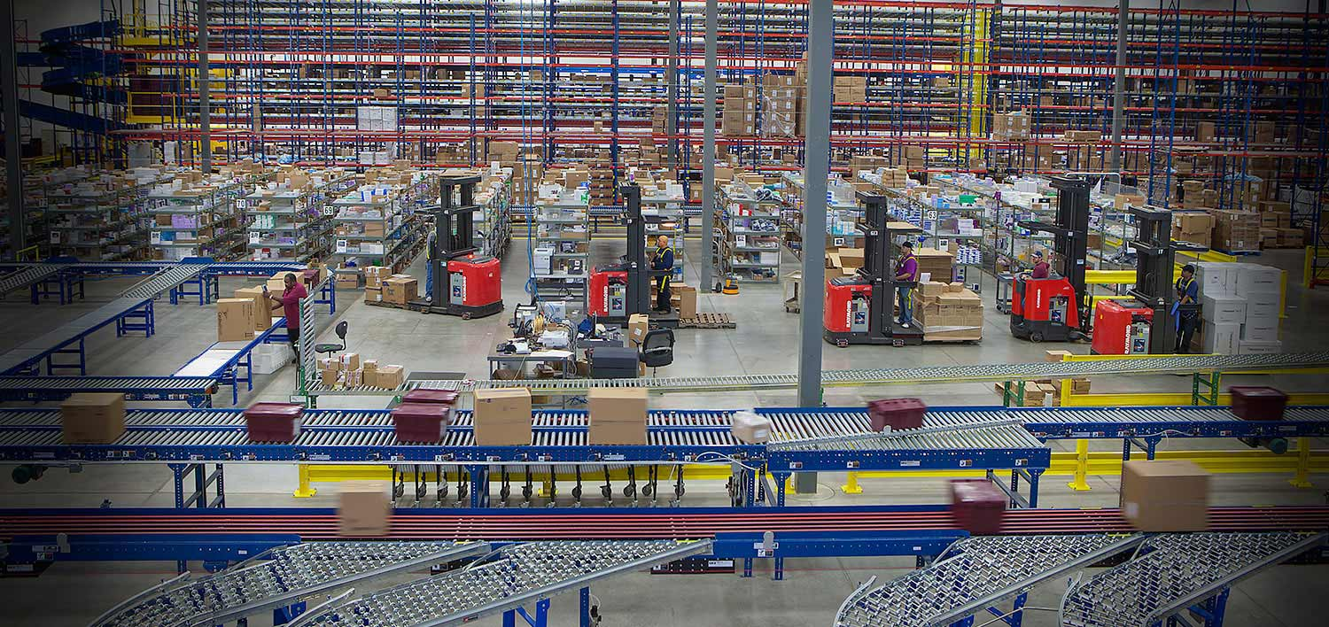 Warehouse Solutions, Warehousing
