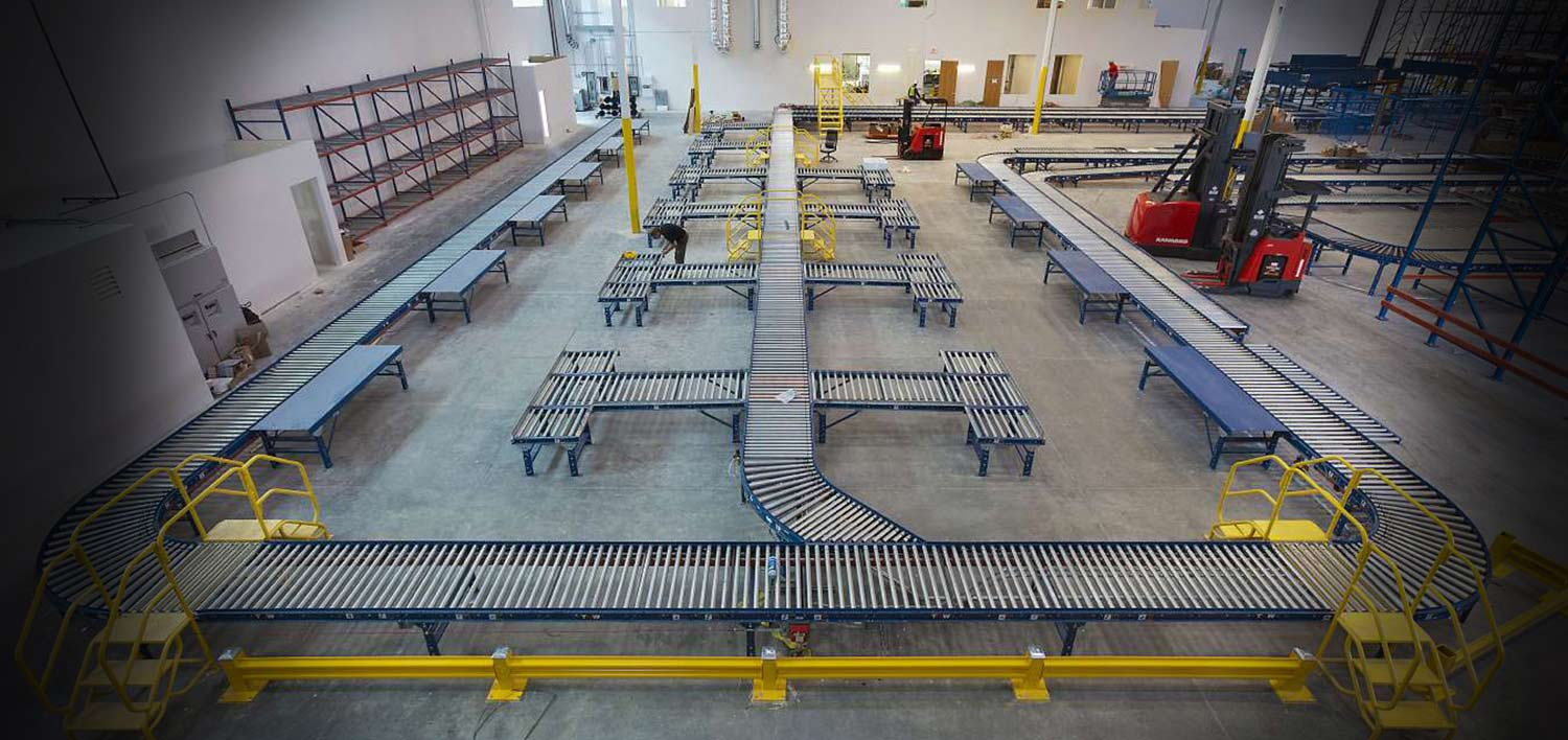 Raymond Warehouse Products and Material handling equipment