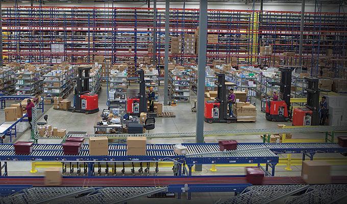 Raymond Warehouse Optimization Solutions