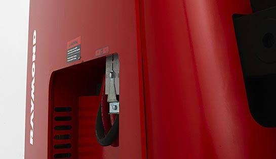 Raymond Eco-Performance Engineered Lift Trucks