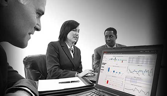 iWAREHOUSE Enterprise material handling data analysis