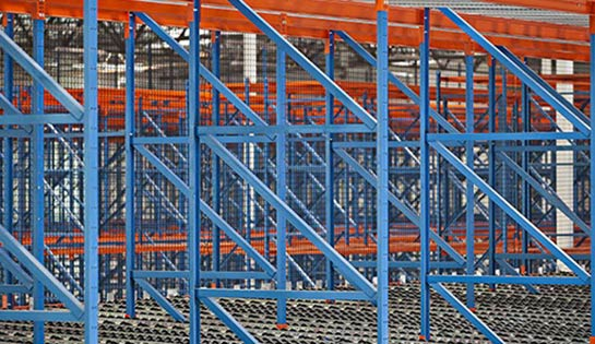 Pallet Rack, Warehouse Racking, Pallet Racking