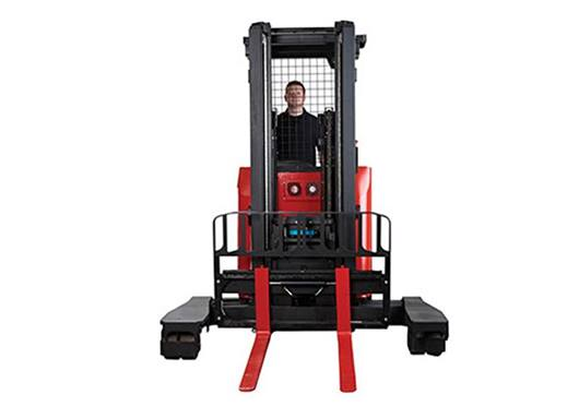 Raymond 7310 4-Directional Reach Truck Clear View Mast