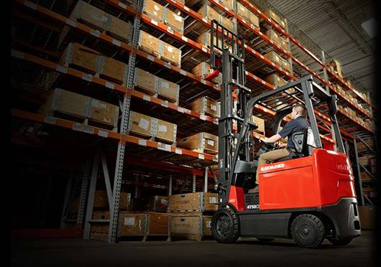 Raymond Forklift attachments