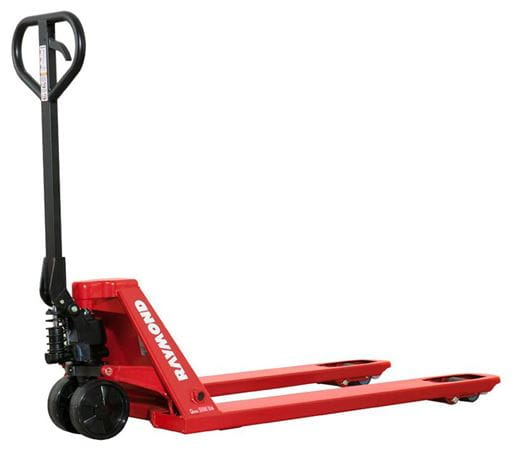 Raymond RJ50 durable high capacity hydraulic hand pallet truck