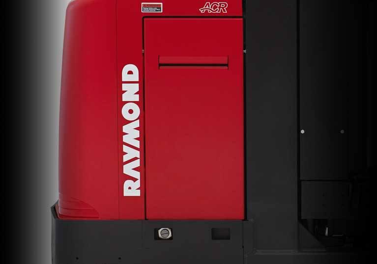 Raymond 5200 Orderpicker Truck Battery Commonality