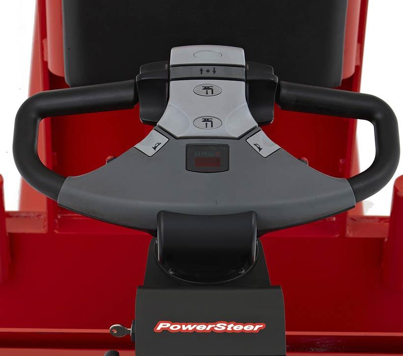 Raymond 8610 Tow Tractor Ergonomic Handle