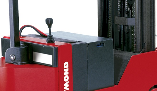 Raymond Walkie Counterbalanced Stacker Auxiliary Hose and Cable Option