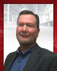 Pengate Handling Systems Pittsburgh, PA territory salesman and sales manager Mike Boltey